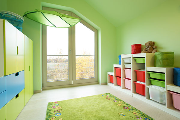 Adding a Playroom To Your Home